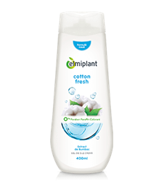 COTTON FRESH Gel de Dus Crema 400ML